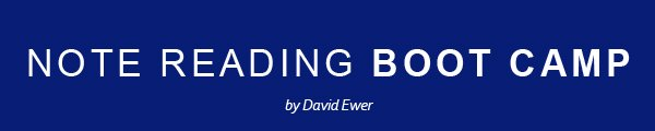 Note Reading Boot Camp by David Ewer